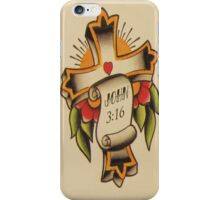 John 3:16 iPhone Case/Skin