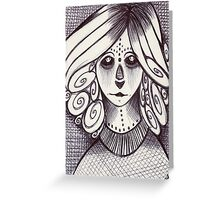 Sylvana Greeting Card