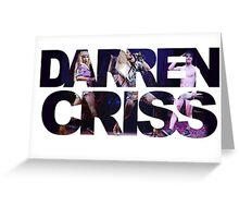 #Darren Is Hedwig Greeting Card