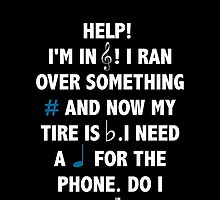 Help! I'm in Treble! by sayers