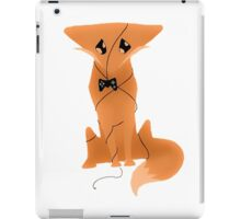 Video Game Fox iPad Case/Skin