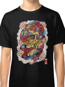 Skull and Snakes Classic T-Shirt