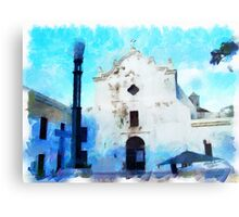 Old San Juan Church Metal Print