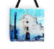 Old San Juan Church Tote Bag