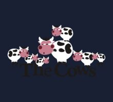 The Cows One Piece - Short Sleeve