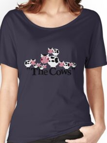The Cows Women's Relaxed Fit T-Shirt
