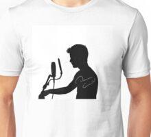 Darren Criss Profile Unisex T-Shirt