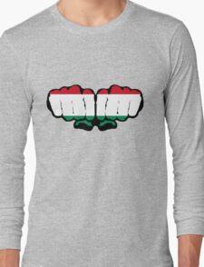 Hungary Long Sleeve T-Shirt
