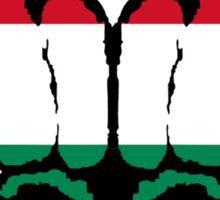 Hungary Sticker