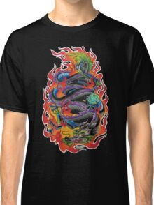Fire Dragon Classic T-Shirt