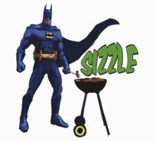 Super Sizzle Summer BBQ Hero Time Kids Clothes