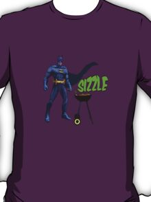 Super Sizzle Summer BBQ Hero Time T-Shirt