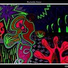 Obe Black Ligth by MonicaDias
