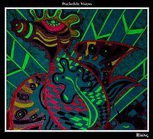 Rising Black Ligth by MonicaDias