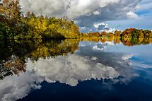 Cloudy Waters by mhfore