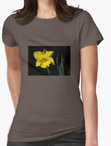 The Daffodil Womens Fitted T-Shirt