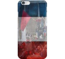 A Flag for a Revolution iPhone Case/Skin