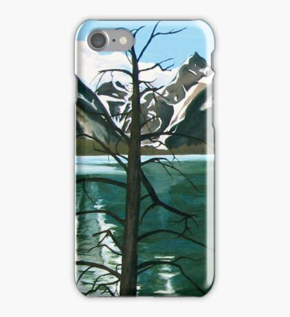 """101. """"The Lodgepole Pines at Jenny Lake, Grand Tetons National Park.""""  iPhone Case/Skin"""
