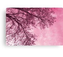 Think Spring Canvas Print