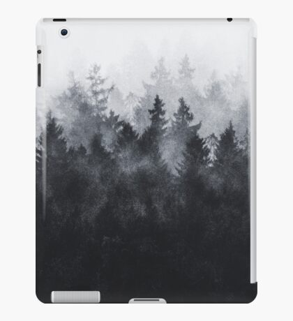 The Heart Of My Heart // Midwinter Edit iPad Case/Skin