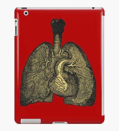 Heart & lungs iPad Case/Skin