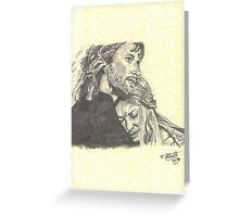 Faramir & Eowyn Greeting Card