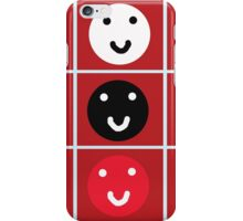 Smile Grid iPhone Case/Skin