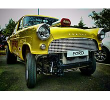 Customised Ford Consul Photographic Print