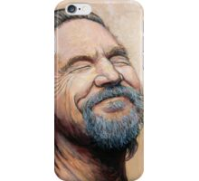 The Dude Now & Zen iPhone Case/Skin
