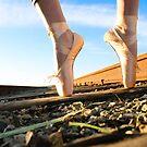 Railroad Ballet by Bernard Mesa