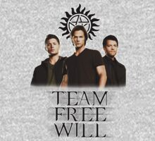 Supernatural: Team Free Will by kpop-consultant