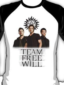 Supernatural: Team Free Will T-Shirt