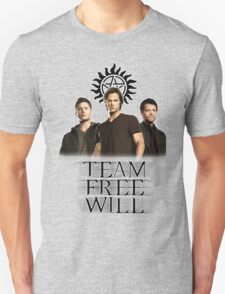 Supernatural: Team Free Will Unisex T-Shirt