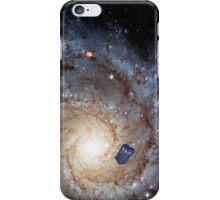 TARDIS In Space iPhone Case iPhone Case/Skin