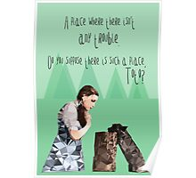 Dorothy and Toto's Place Poster