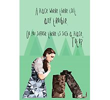 Dorothy and Toto's Place Photographic Print