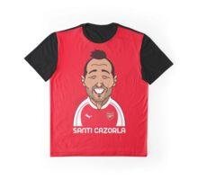 Santi Cazorla Graphic T-Shirt