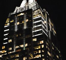 Frost Tower, Austin TX by wessonp