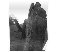 Harolds` Stones 1 Poster