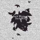 Dark Wings Dark Words by JenSnow
