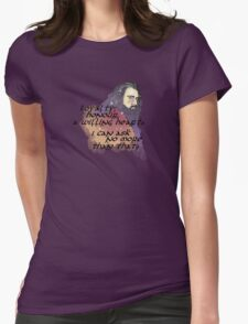 Loyalty Womens Fitted T-Shirt