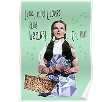 Dorothy //oh my! Poster