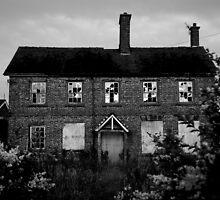 Bates Farm by DMHotchin