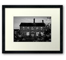 Bates Farm Framed Print