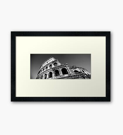 ancient history Framed Print