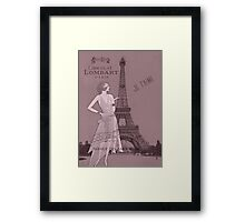 A Night to Remember Valentine Framed Print