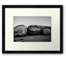 Joshua Tree II Framed Print