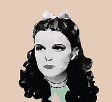 Dorothy //pastel triangles by Happy Thoughts