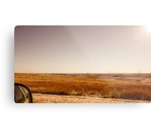 plains Metal Print