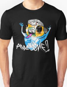 AWESOME! (Alternative Dark Version) T-Shirt
